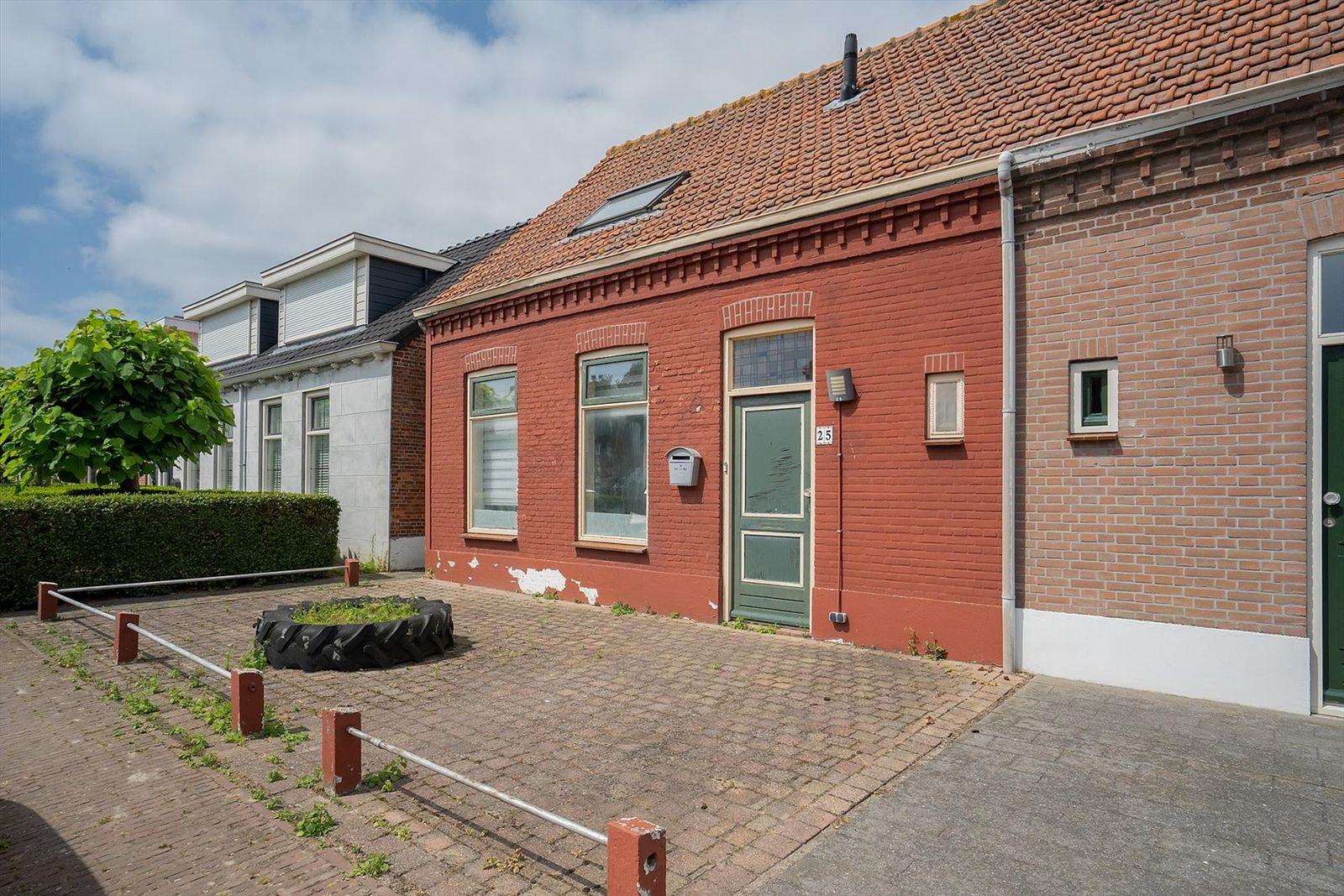 Noordweg 25, Sint Philipsland