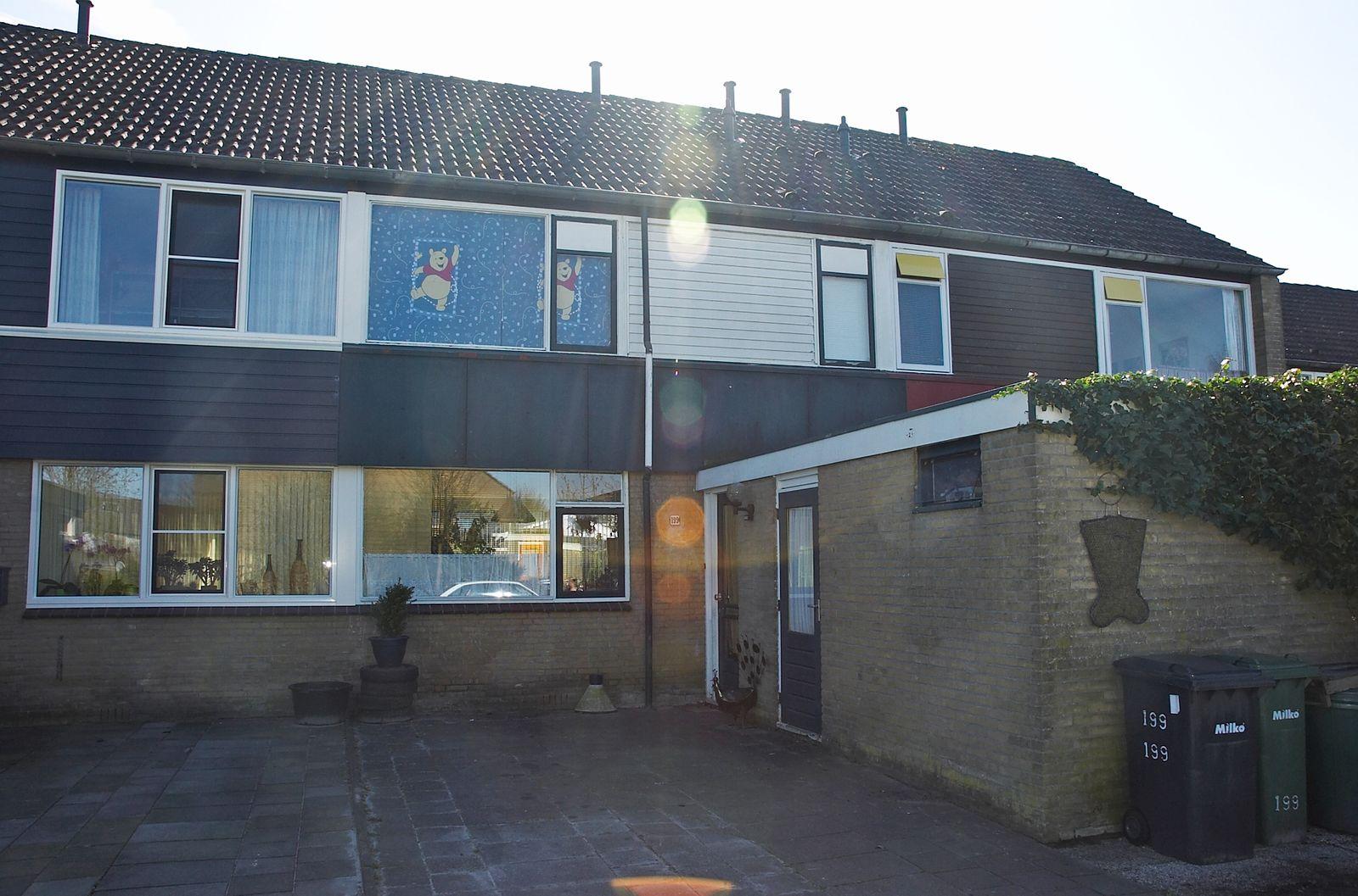 Beverhof 199, Winschoten