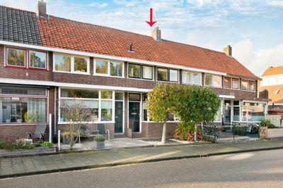 A.W. de Landgraafstraat 9, Sliedrecht