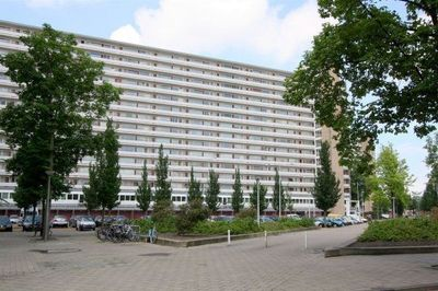 Burgemeester Hogguerstraat, Amsterdam