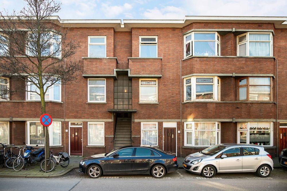 Oudemansstraat 147, Den Haag