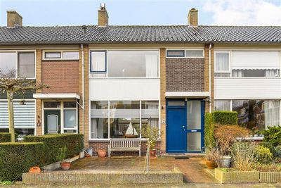 Frans Mentonstraat 6, Alkmaar