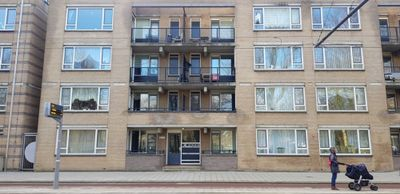 Crooswijksestraat 132, Rotterdam