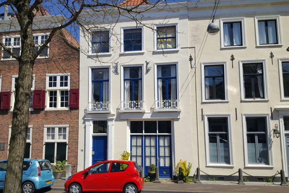 Paviljoensgracht, Den Haag