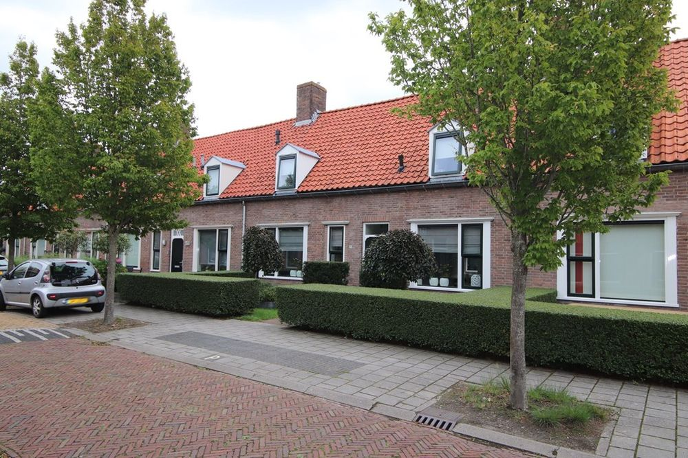 Pater Brugmanstraat 56, Bolsward