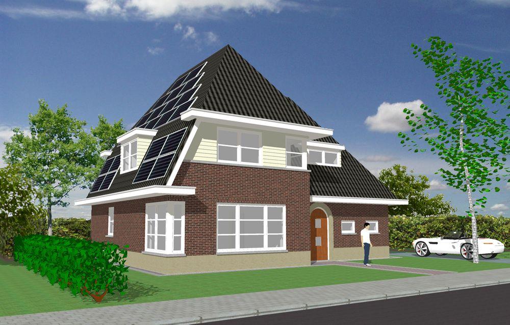 Kievitslanden - Tjotter 0-ong, Almere