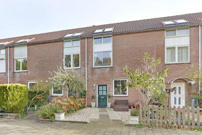 Siebren van der Baanhof 10, Amsterdam
