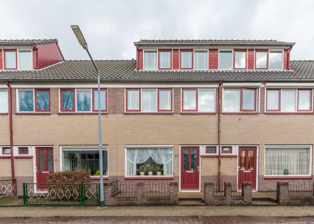 Bakkerstraat 65, Hilversum