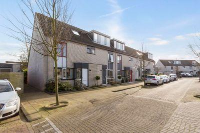 Truus Smuldersstraat 2, Leiden