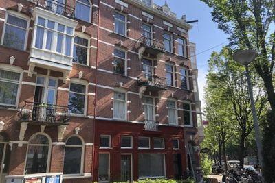 Eerste Constantijn Huygensstraat, Amsterdam
