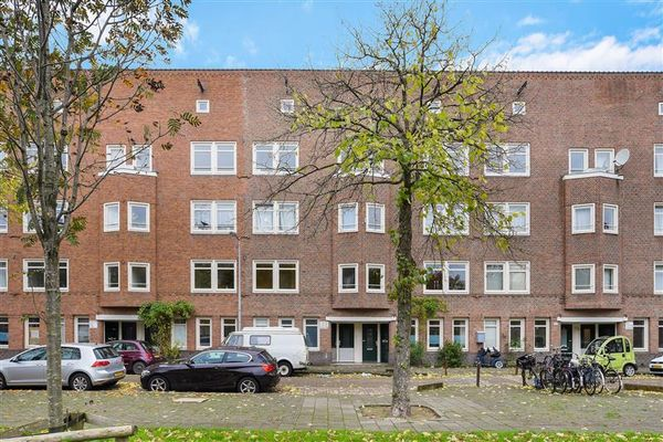 Afrikanerplein 106, Amsterdam