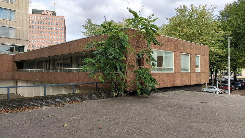 's-Lands Werf 211, Rotterdam