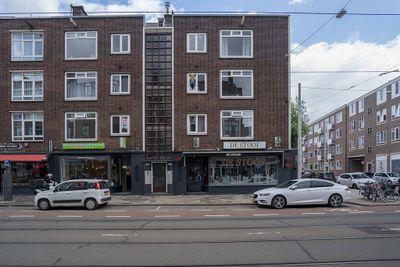 Jonker Fransstraat 100-c, Rotterdam