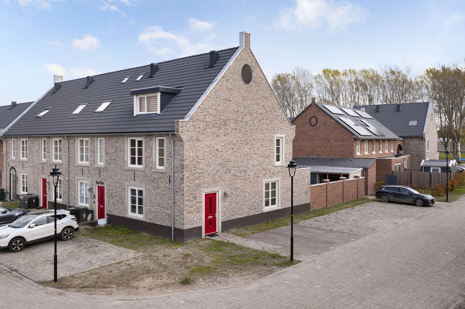 James Chadwickstraat 11, Almere