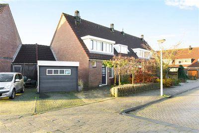 Ardennenstraat 1, Alkmaar