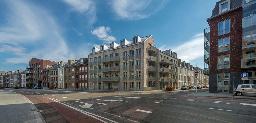 Maagdendries, Maastricht
