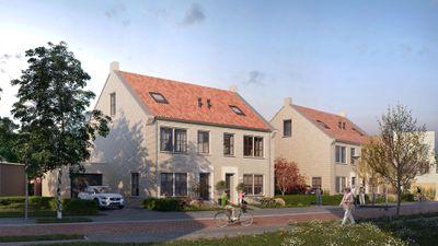 Bergse Buren - Twee-onder-een kapwoning 0-ong, Bergen Op Zoom