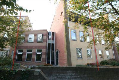 Nassau Bolwerk 21, Steenbergen