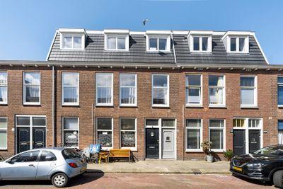 Burgemeester van der Werffstraat 138, Den Haag