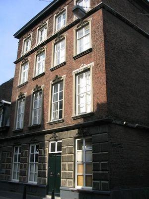 Capucijnengang, Maastricht