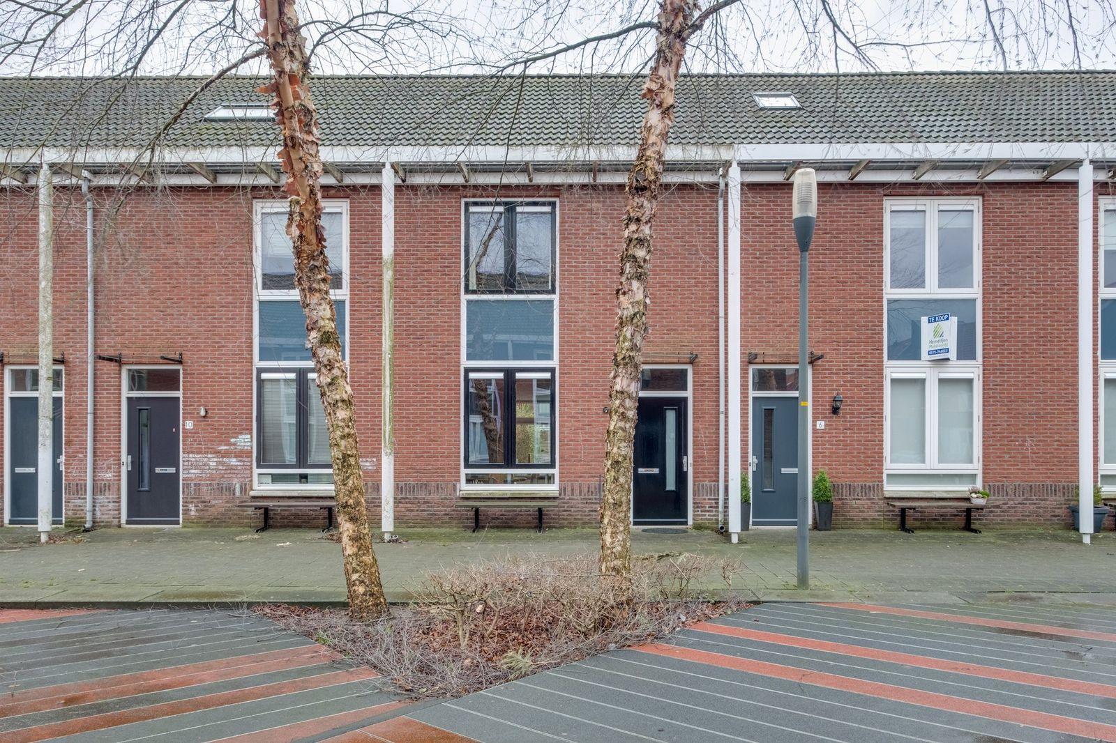Ita Wegmanhof 8, Zutphen