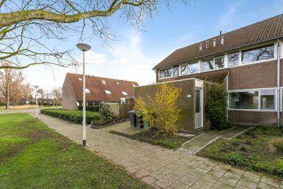 Melanendreef, Bergen op Zoom