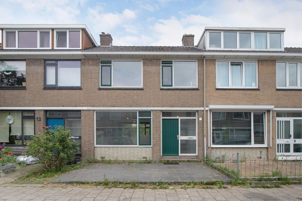 Van der Vlugtstraat 11, Rotterdam