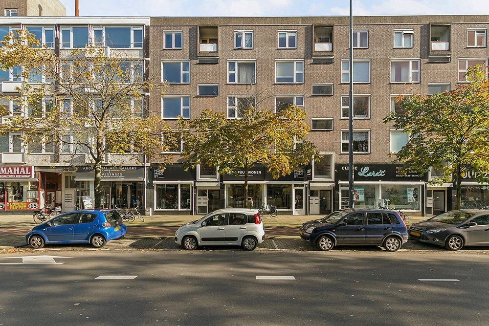 Mariniersweg, Rotterdam