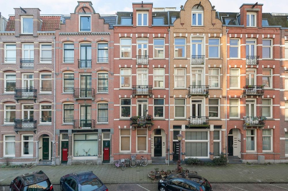 Delistraat 38, Amsterdam