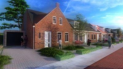 Suzannaweg bouwnummer 9 0-ong, Sint-annaland
