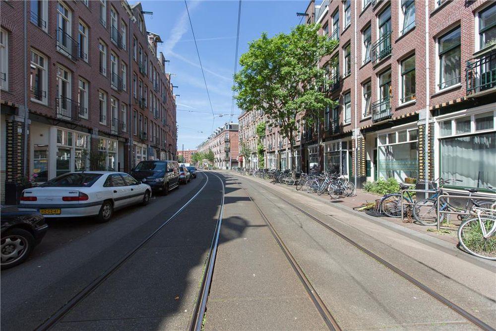 Van der Hoopstraat 92hs, Amsterdam