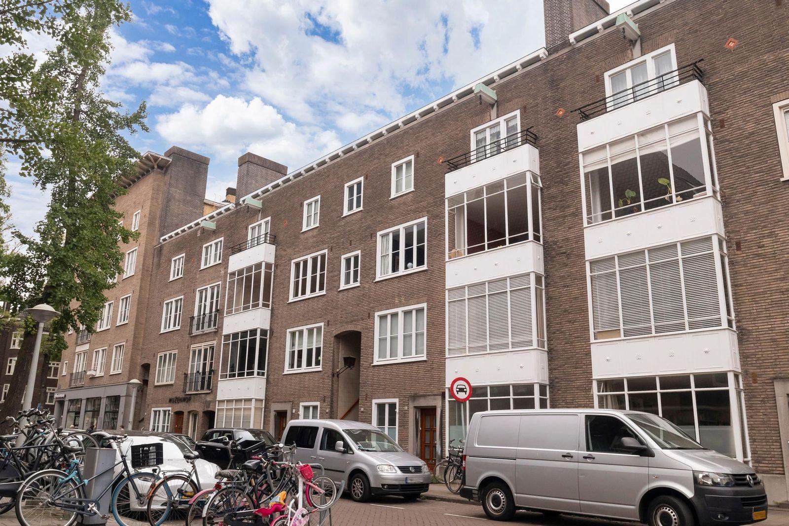 Cliostraat 15-HS, Amsterdam