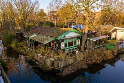 Zuideinde 391, Amsterdam