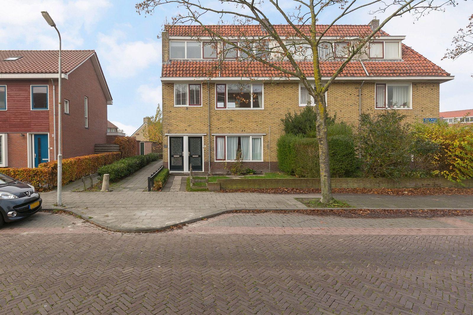 Johan Willem Frisostraat 68-1, Sneek