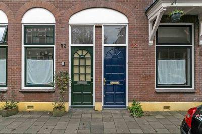 Berckheydestraat 32, Haarlem