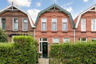 Burgemeester Bosstraat 25, Rotterdam