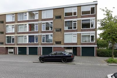 Bredevoorde 100, Rotterdam