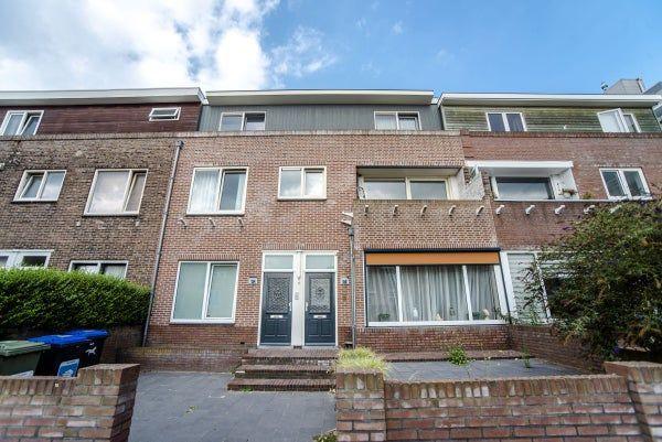 van Speijkstraat, Zandvoort