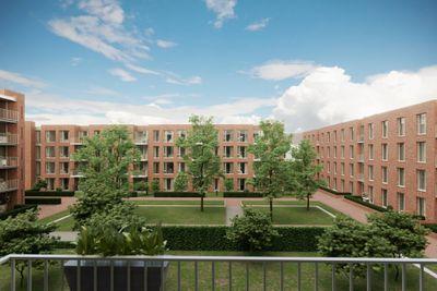 Kloosterstraat, geb. Y - Appartement Type 2 0-ong, Tilburg