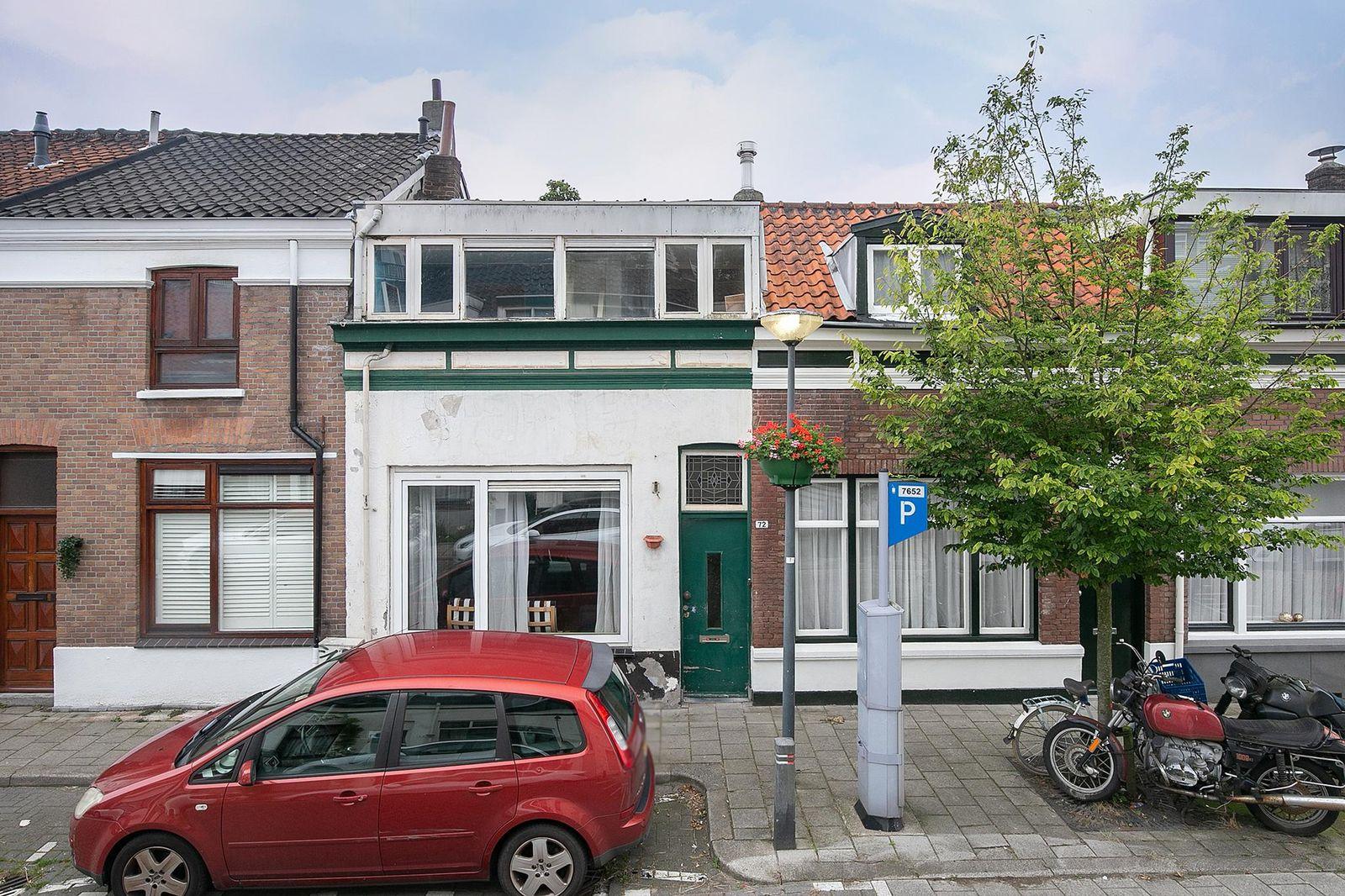 Oosterstraat 72, Schiedam