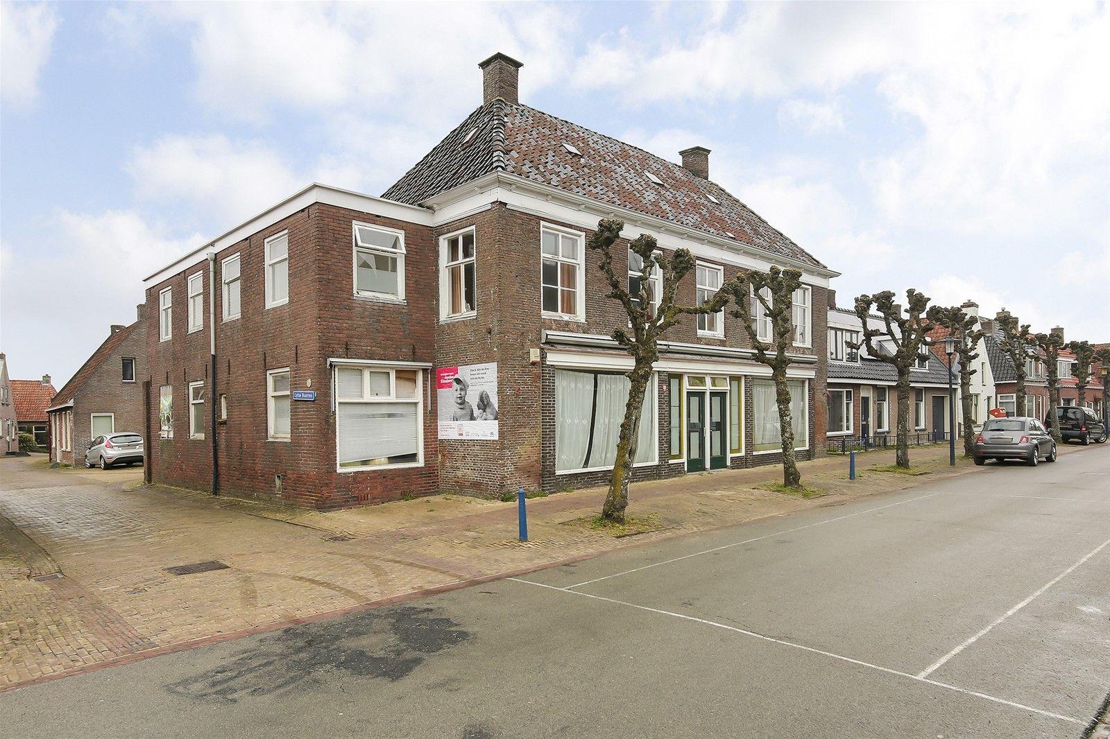 Voorstraat 14, Blije