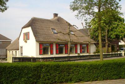 Molenland, Houten