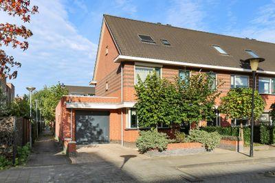 Palissanderhout 43, Barendrecht