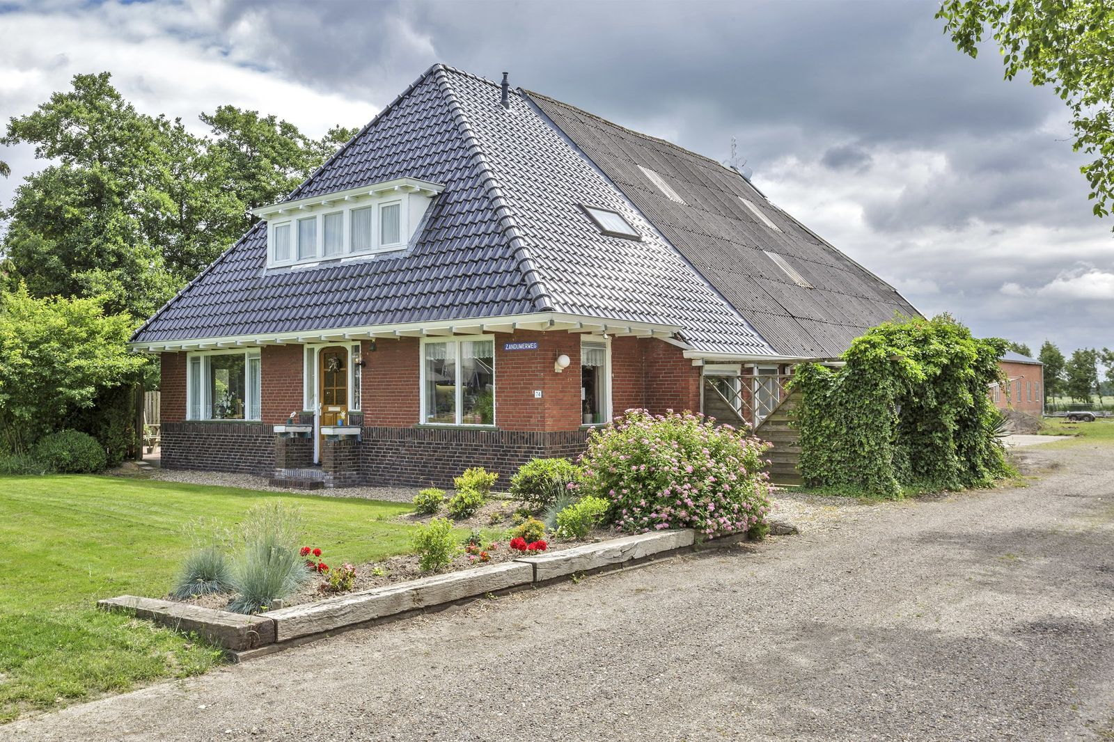 Zandumerweg 74, Oldekerk