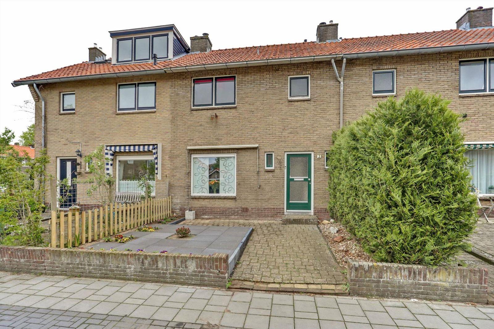 Fokke Bleekerstraat 3, Bussum