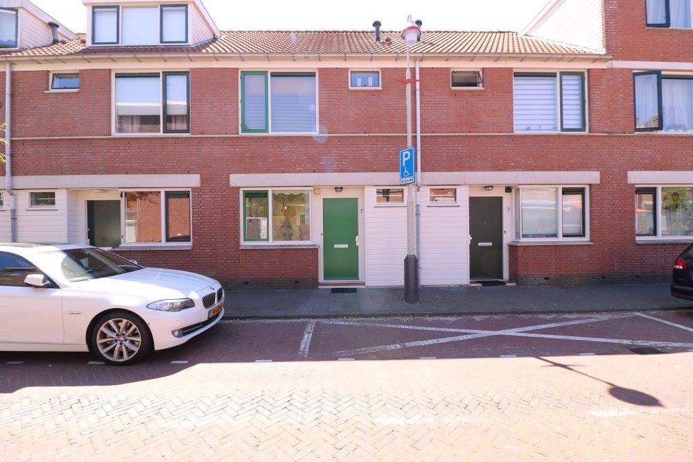 Van Oosterwijk Bruynstraat 3F, Den Haag