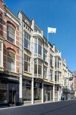 Molenstraat 6F, Den Haag
