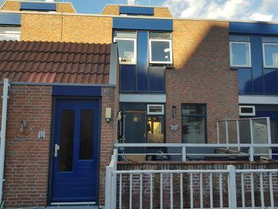 Weverstedehof 53, Nieuwegein