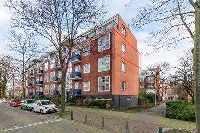 Hekbootstraat 8C, Rotterdam
