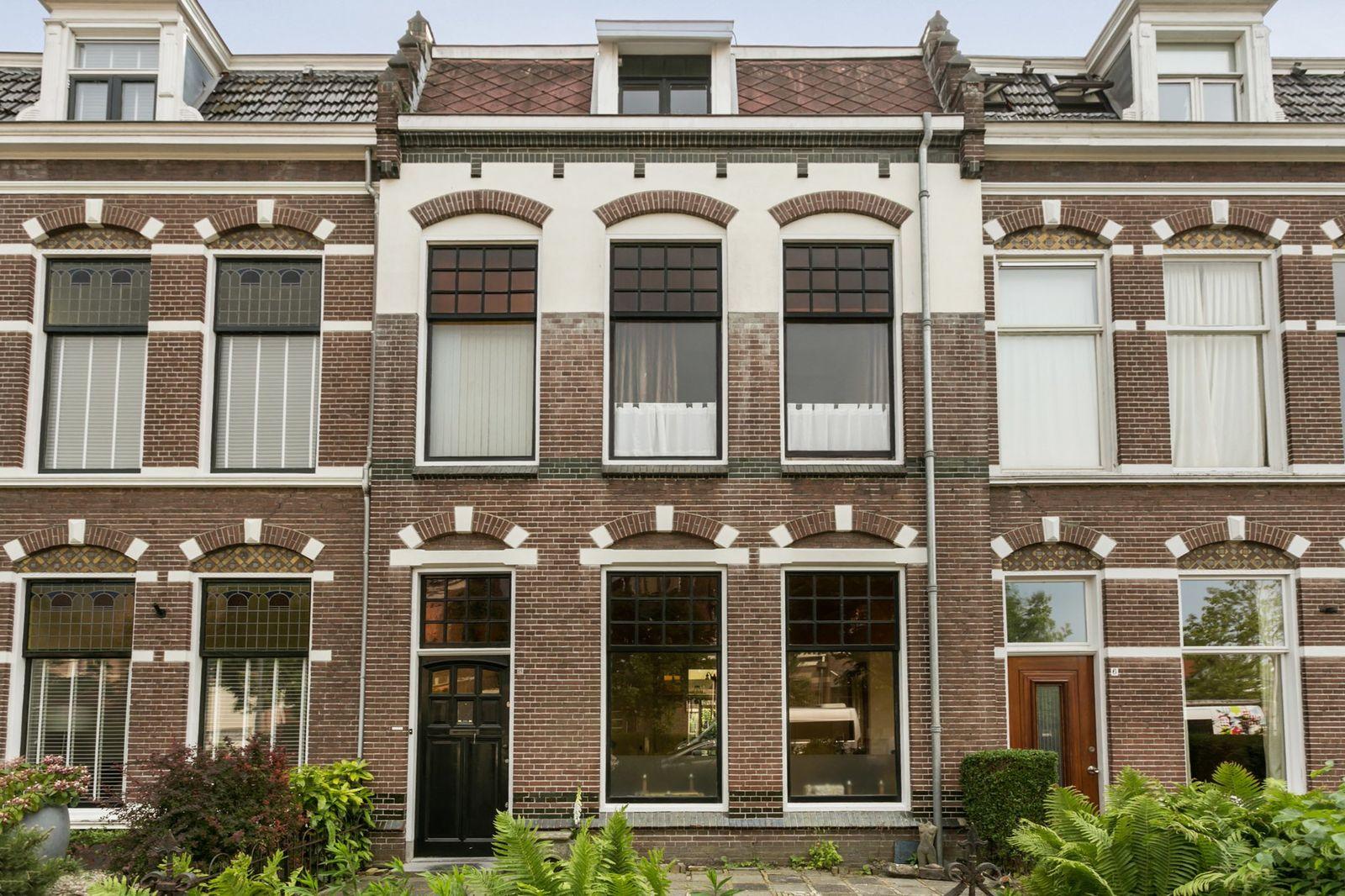 Johan Willem Frisostraat 8, Leeuwarden